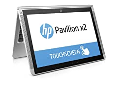 "HP Pavilion x2 12"" 128GB Detachable Tablet"