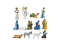 Safari Nativity SuperTOOB