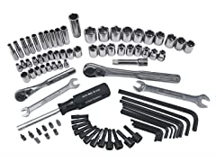 "95-Piece 1/4"" & 3/8"" Mechanic's Tool Set"