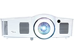 Optoma W416 Bright Multimedia WXGA Projector