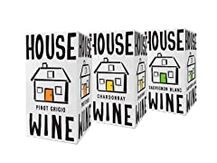 House Wine Mixed White, 3L Box (3)