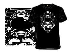 Lunar Spaceman