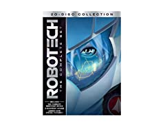 Robotech: The Complete Collection [DVD]