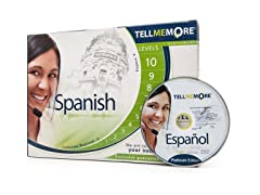 Tell Me More Performance Ver 9 - Spanish