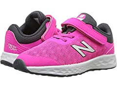 New Balance Girls Running Shoe Pink 7M