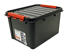 "Snapware 20x12"" Heavy Duty Storage Box"