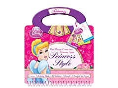 Disney Princess Purse Activity Book