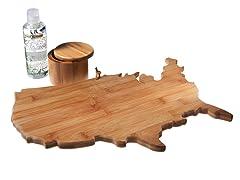 USA Board, Oil & Salt Box Set