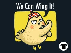 We Can Wing It