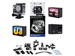 XtremePro 4K Ultra HD Sports Camera Bundle