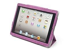 Folio for iPad 2/3/4 - Purple
