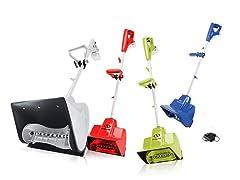 Snow Joe 24V 11-Inch Snow Shovel Kit