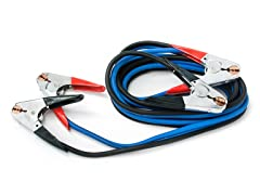 4-Gauge 12-Foot Heavy-Duty Jumper Cable