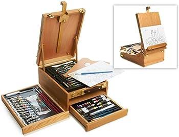Art 101 97-Pc. Sketch Box Easel