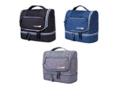3P Experts Waterproof Travel Toiletry Bag