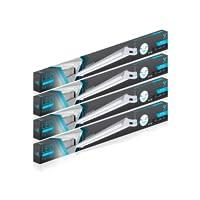 Deals on TriGlow T83901 40-Watt LED 4 ft Linkable Shop Lights