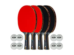 Franklin Sports Table Tennis Paddle Set