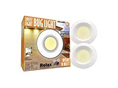Miracle LED Bug Soffit Light 2-Pack