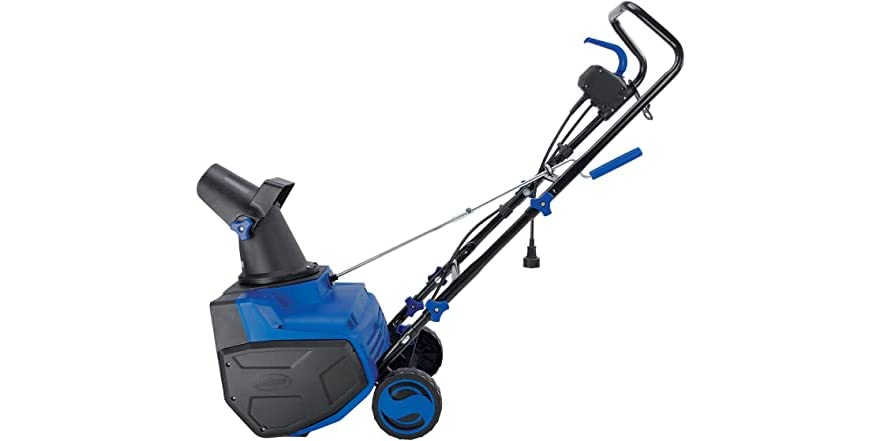 Snow Joe 18-Inch Electric Snow Thrower - $59.99 - Free shipping for Prime members