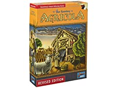 Agricola Board Game Standard