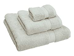 Superior Cotton Towel Set (3-Piece)