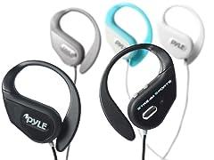 Pyle Water Resistant Bluetooth Headphone