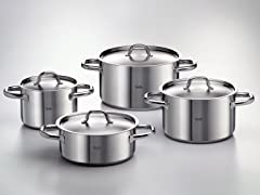 Family Line 8-Piece Cookware Set