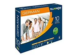 Tell Me More Ver 10 - German