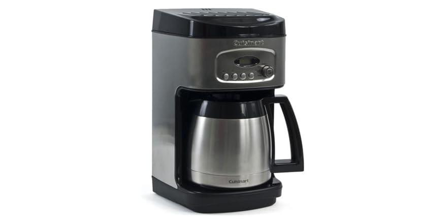 Cuisinart Coffee Maker Customer Service : Cuisinart Brew Central 12-Cup Coffee Maker