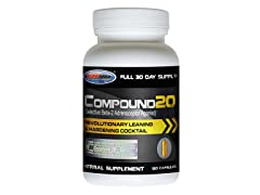 USPlabs Compound 20, 120 ct