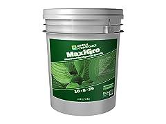 General Hydroponics 50lb MaxiGro Plant Food