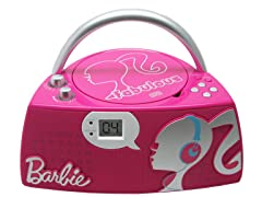 Barbie Glam Tastic Boombox- Pink