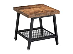VASAGLE End Table