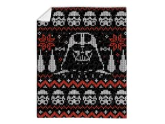 """The Dark Side of the Christmas"" Blanket"