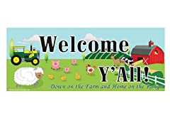 Farm Room Sign