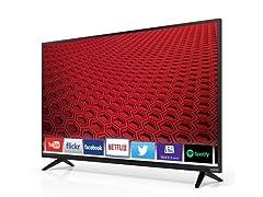 """VIZIO 43"""" 1080p Full-Array LED Smart TV"""