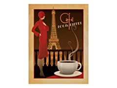 Cafe Tour Eiffel
