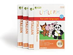 Italian for Kids: Language Box Set Volume II