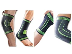 1 or 2 Pk Joint Compression, Your Choice