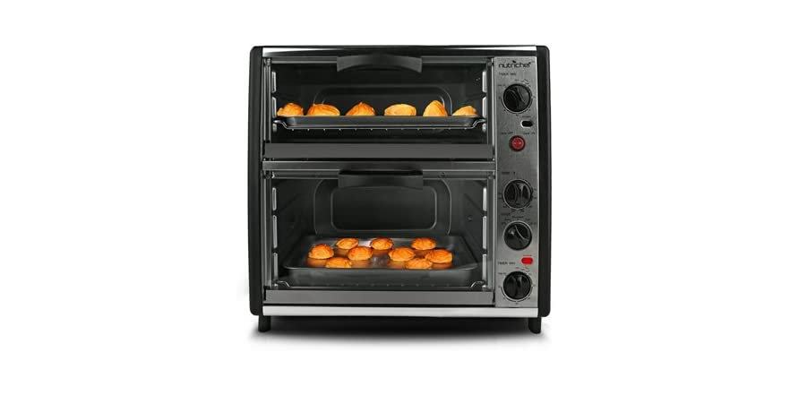 Double Toaster Oven - Home & Kitchen