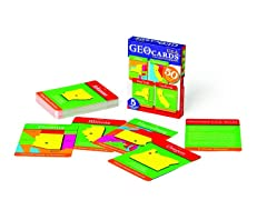 GeoCard USA Card Game