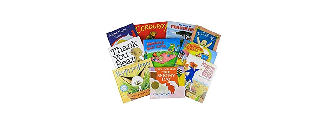 Random House 10 Pack Childrens Essential 1st Library