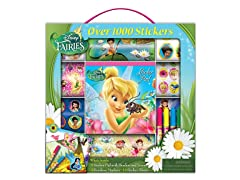 Disney Fairies Sticker Box