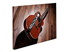Hellcat Acoustic on Hardwood (3 Sizes)