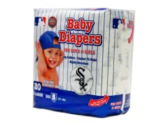 Chicago White Sox Diapers (160-192ct)