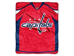 Washington Capitals Throw