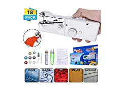 Mini Hand-held Cordless Portable Sewing Machine