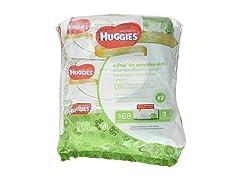 HUGGIES Baby Wipes 3 Pack