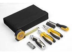 JCB 26-Piece Portable Tool Kit