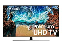 "Samsung 8-Series 4k UHD 55"" Smart LED TV"